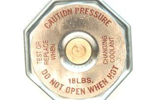 Cap Radiator 18LBS 2.4-L. + 2.5-L. + 4.0-L. (1109.20 / JM-05782 / DuraTrail)