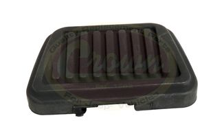 Pedal Pad (52009562 / JM-03190 / Crown Automotive)