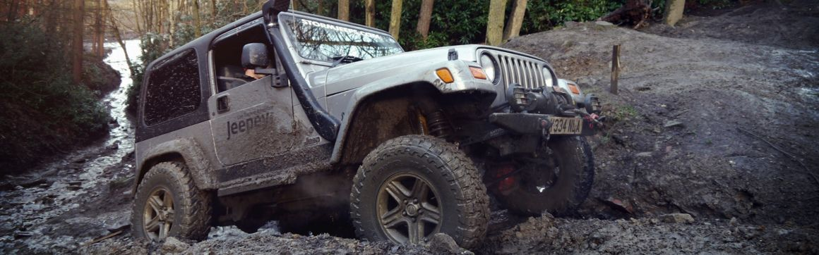 Browse Jeep Wrangler TJ Parts