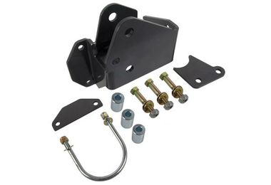 Front Track Bar Relocation Bracket, High Steer, JK RHD (SYN8091 / JM-04150 / Synergy Manufacturing)