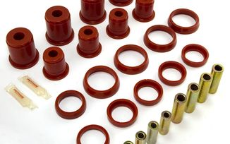Control Arm Poly Bushing Kit, Front, TJ (1-204 / JM-02417 / Rugged Ridge)