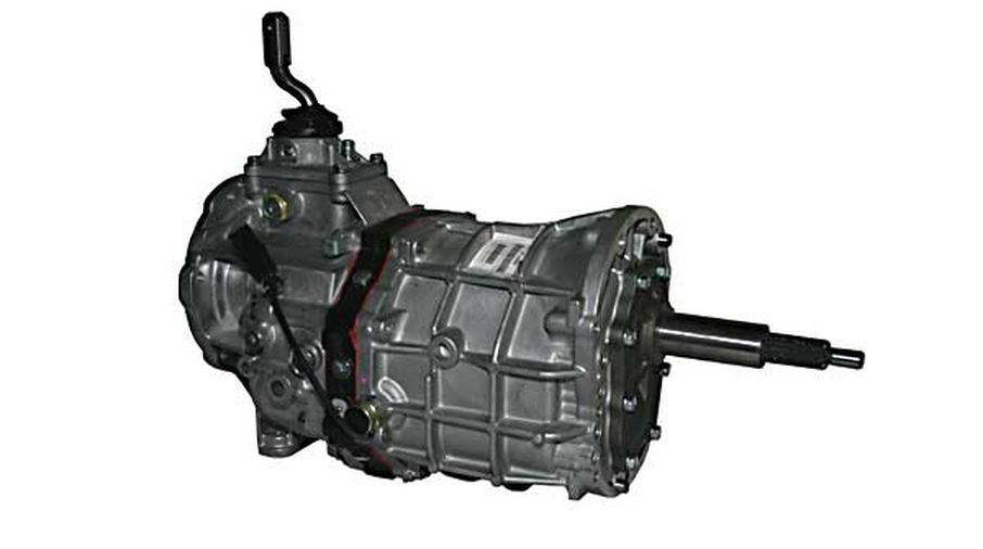 AX-5 Five Speed Transmission Assembly