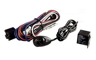 Light Installation Harness, 2 Lights (15210.62 / JM-02608 / Rugged Ridge)