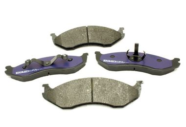 Front Disc Brake Pad Set (J5BM47593R / JM-04086 / Allmakes 4x4)