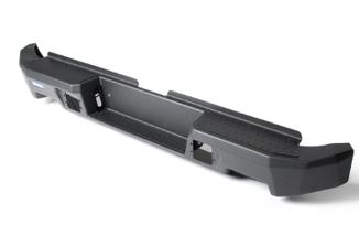 Aluminium Rear Bumper, Rival, Navara (2D.4102.1-NL / SC-00160 / Rival 4x4)