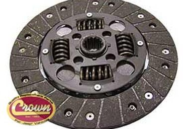 Clutch Disc, 2.5L (52107571 / JM-00078 / Crown Automotive)