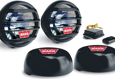 "6.5"" Halogen Driving Lights x 2, Warn (82420 / JM-02563 / Warn)"