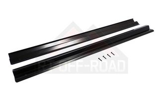 Entry Guards, Black, TJ (RT26036/72002B / JM-00619 / Crown Automotive)