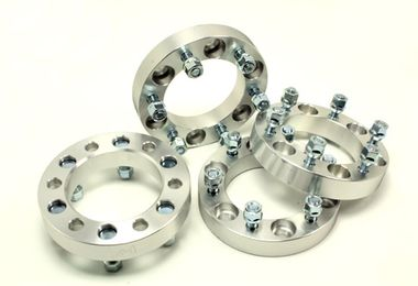 30mm Wheel Spacer Kit (6x139) (TF3001 / SC-00026 / Terrafirma)