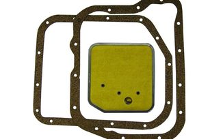 Filter Kit, Automatic Transmission (J8127652 / JM-00491FC / Crown Automotive)