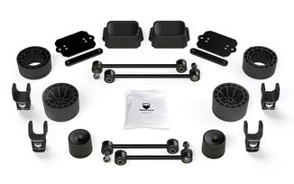 "2.5"" Performance Spacer Lift & Level Kit, JL 2 Door (1365305 / JM-05067 / TeraFlex)"