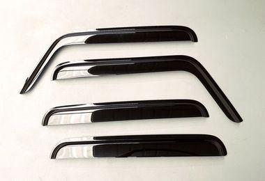 Wind Deflectors, Front & Rear, JK 4dr (TF6084 / JM-05895 / Terrafirma)