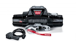 WARN ZEON 8-S Winch With Synthetic Rope (89670 / JM-02447 / Warn)