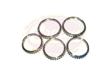 Synchronizer Blocking Ring Repair Kit (SRK-AX5 / JM-00591 / Crown Automotive)