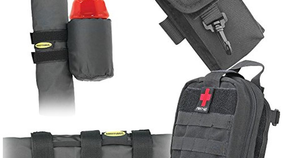 Roll Cage Accessory Kit (6 piece) (SB769701 / JM-04029 / Smittybilt)