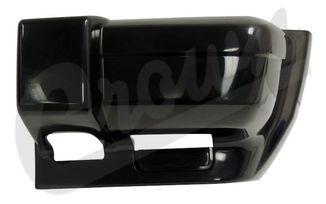 Bumper Cap (Flat Black-Front Left) (5DY01DX8AB / JM-04982 / Crown Automotive)