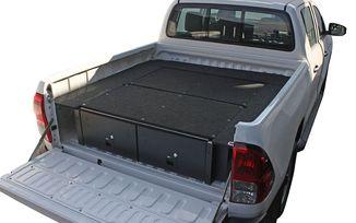Load Bed Drawer Kit, Hilux (16-now) (SSTH005 / SC-00023 / Front Runner)