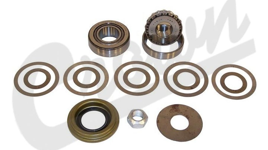 Pinion Bearing Kit (Dana 30 Front Axle) (D30EPBK / JM-03197 / Crown Automotive)