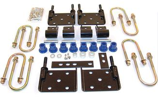 CJ to YJ Spring Conversion Kit (76-86) (BDS124021 / JM-04711 / BDS Suspension)