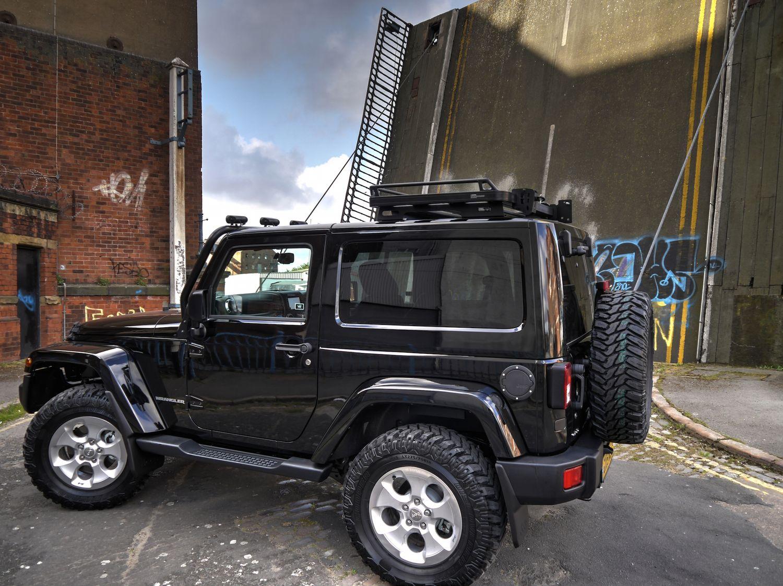 Storm 5 2015 Jeep Wrangler Overland 2 Door 2 8 Crd