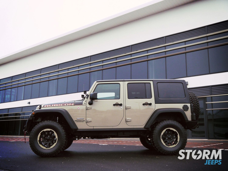 Storm 23 2017 Jeep Wrangler Recon Rubicon 4 Door 3 6l V6