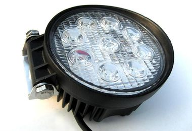 "4"" CREE LED Auxiliary Lamp (MSP 04 / JM-00953)"