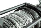 Winch, 9500 LBS, Synthetic Rope, Waterproof (15100.06 / JM-04366 / Rugged Ridge)