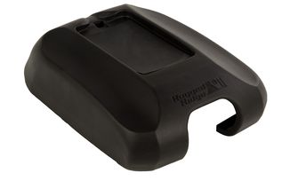 Console Cover W/ Phone Holder, Black; 11-18 JK (13107.62 / JM-04373 / Rugged Ridge)
