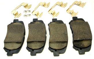 Brake Pad Set (BRF) (68225170AC / JM-00534 / Mopar)