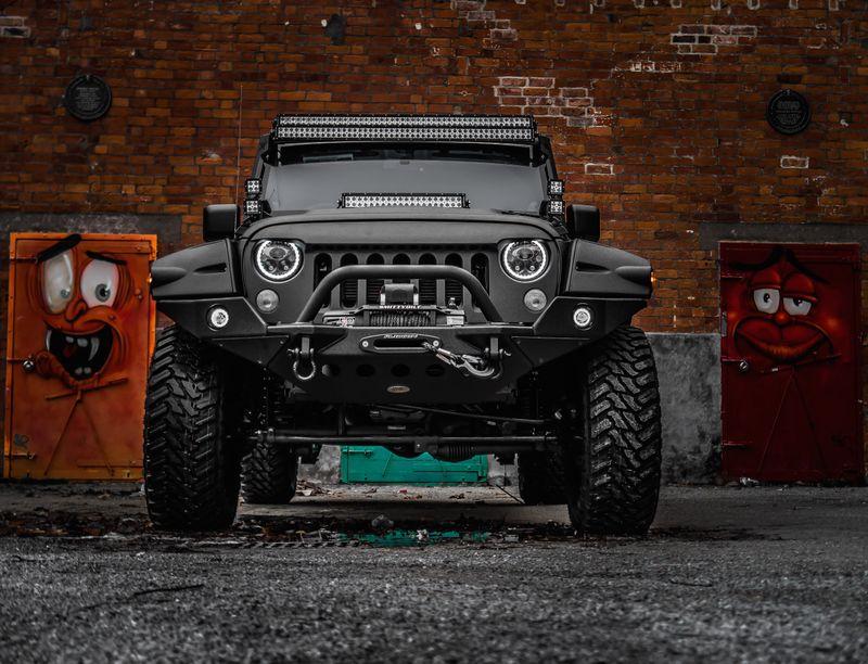 STORM-2, 2015 Jeep Wrangler 4 Door 3.6L V6