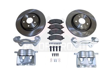 Big Brake Kit (Wrangler JK Front) (RT31046 / JM-01462 / RT Off-Road)