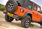 Rear Bumper, Stealth, JL (JL310 / JM-04542 / Rock's 4x4)