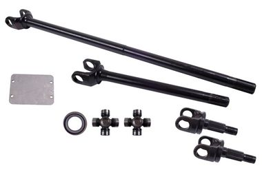 Chromoly Performance Axle Shafts, Dana 30 with axle disconnect (12145 / JM-02263 / Alloy USA)