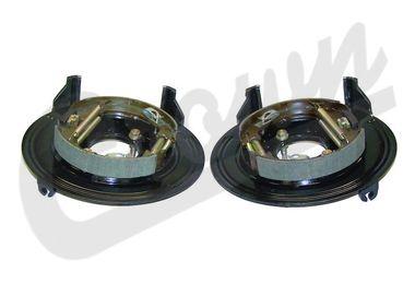 Backing Plate Assembly Kit (476212829K / JM-00103 / Crown Automotive)