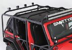 Outer Cage Smittybilt Exoskeleton 4 Door - Wrangler JK 07 - 16 (1579.26 / JM-03109 / Smittybilt)