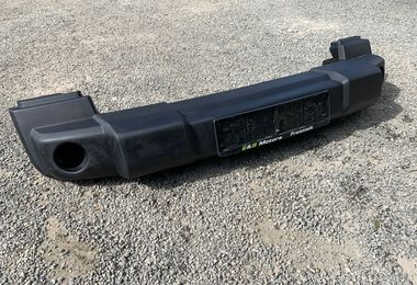 Used - Front Bumper, JK (JMU-00045 / Jeepey Used Parts)