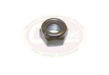 Nylon Lock Nut (Metric) (6505623AA / JM-00775 / Crown Automotive)