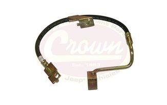 Brake Hose (At Rear Axle) TJ (52008391 / JM-01556 / Crown Automotive)