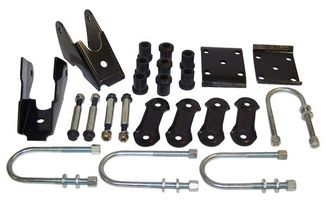 Spring Mount Kit (Rear), YJ (52006421K / JM-01433 / Crown Automotive)