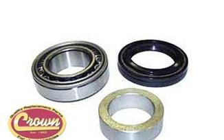 Rear Axle Shaft Bearing Kit (WJ) (D35WJBK / JM-00444 / Crown Automotive)