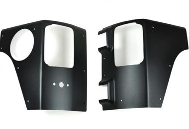 Corner Guards, JK 2 Door (10303012AA / JM-02981 / AEV)
