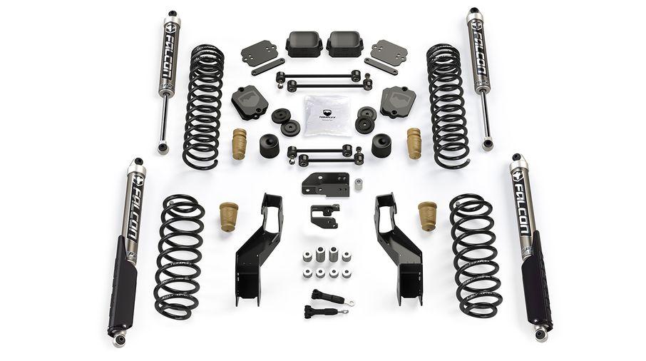 "3.5"" Lift Kit, Sport ST3 Falcon SP2 2.1, JL 2 Door (1613321 / JM-05351 / TeraFlex)"