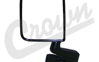 Mirror Assembly (Left-Black) (82201773 / JM-03685 / Crown Automotive)