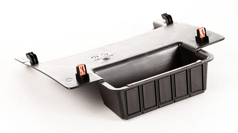 Lower Console Switch Panel, JK (11-18) (17235.54 / JM-003264 / Rugged Ridge)