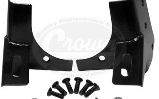 Windshield Light Mount Brackets, TJ (488608 / JM-00004 / Crown Automotive)