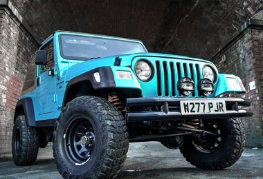 Combat Package, Jeep Wrangler TJ (JM-02991)