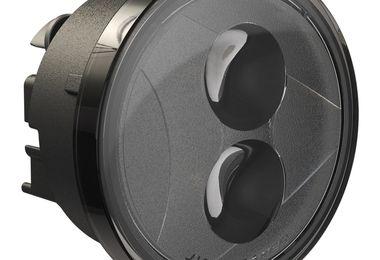 LED Smoked Turn Signals – Model 239 J2 Series, JK (404239J2SSET / JM-04354SF / J.W. Speaker)