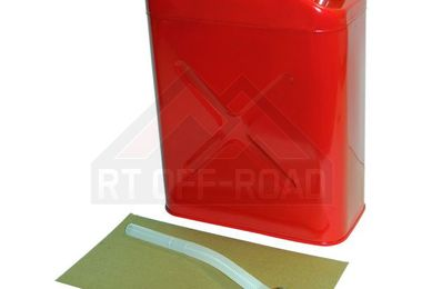 Jerry Can (Red) 20L (RT26010 / JM-00882 / RT Off-Road)