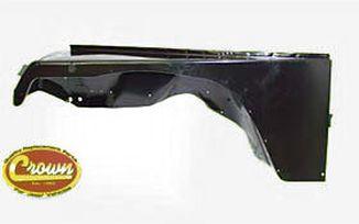 Wrangler YJ Fender (Left) (55013515 / JM-00323/OS / Crown Automotive)