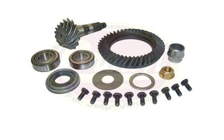 Ring & Pinion Set (Dana 30, 97-00) 3.07 (4864853 / JM-02619 / Crown Automotive)